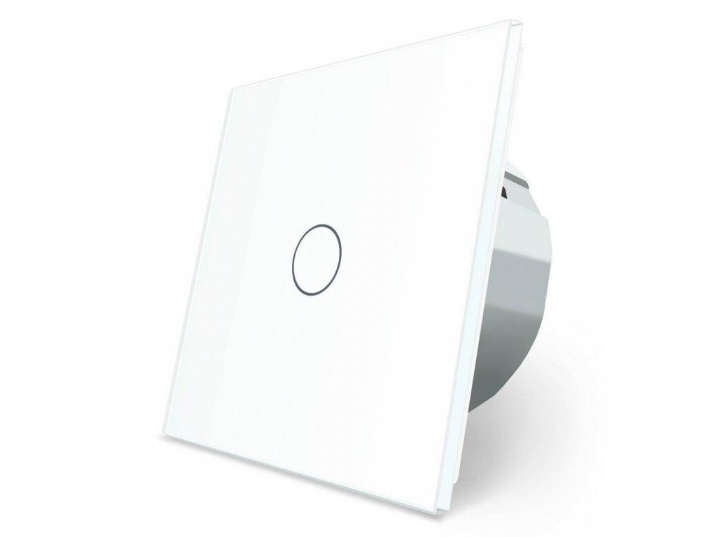 Dotykový vypínač č.6 biely