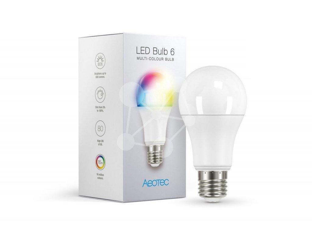 LED žiarovka 6 Aeotec
