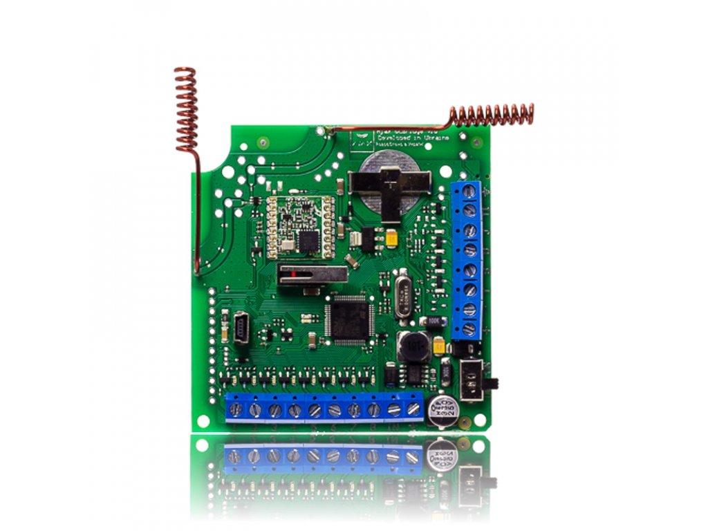 Ajax modul pre integráciu bezdrôtových komponentov