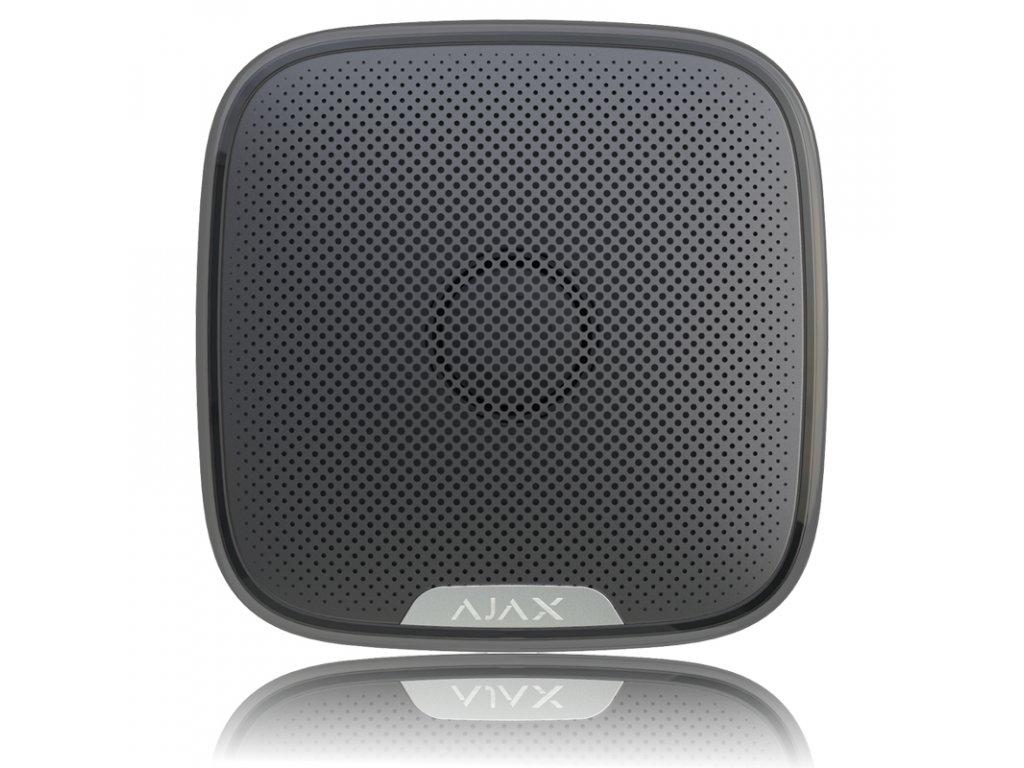 Ajax bezdrôtová exteriérová siréna