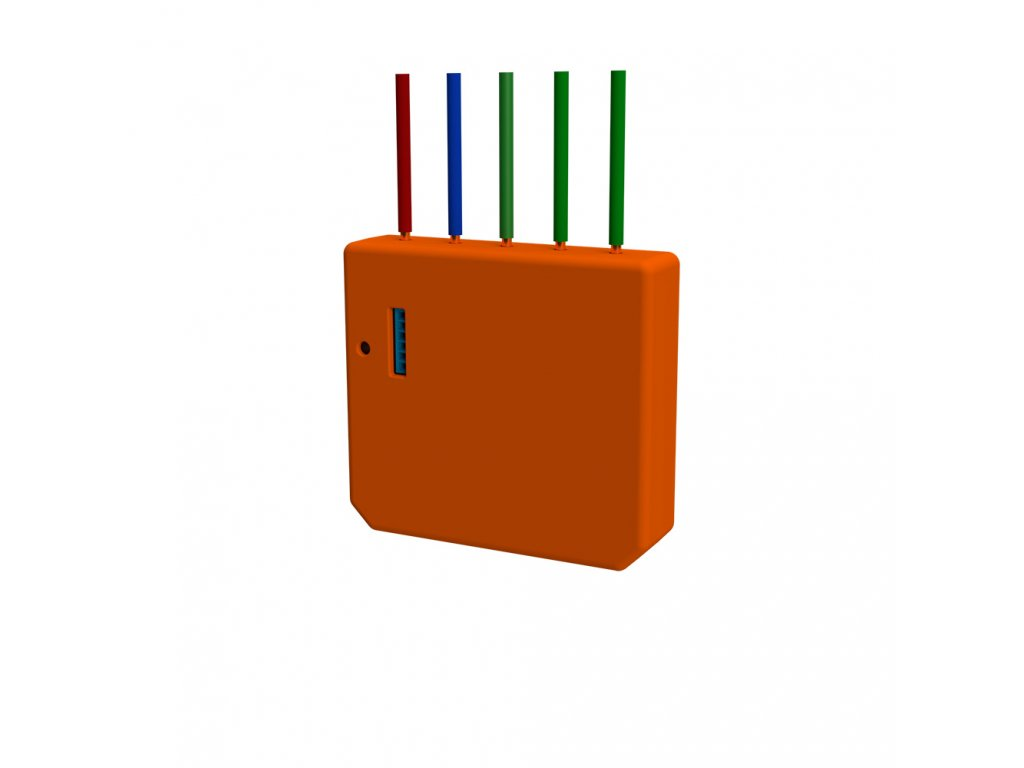 WiFi modul na aktiváciu scén a príkazo