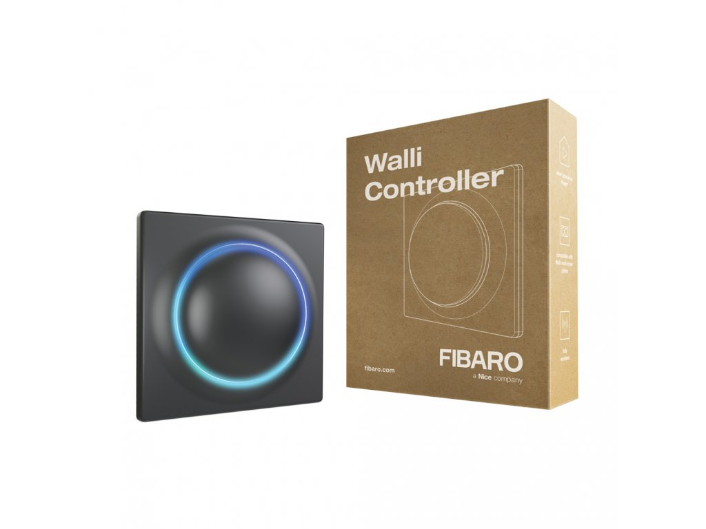 FIBARO walli controller čierny