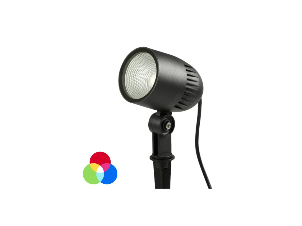 LED SPIKE RGBW MIDALOX 24VDC