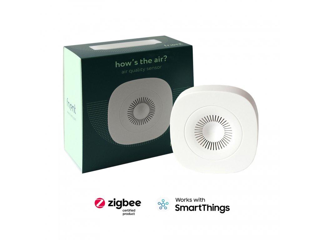 frient Zigbee Air Quality Sensor Packaging logo