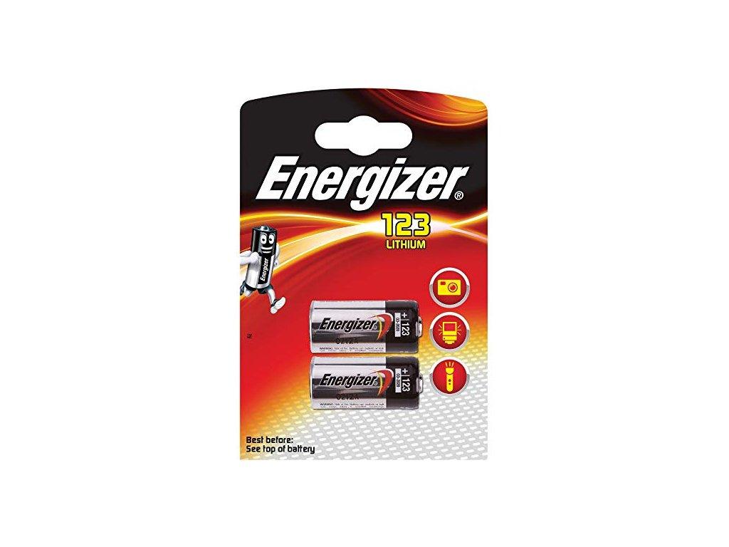 batéria energyzer