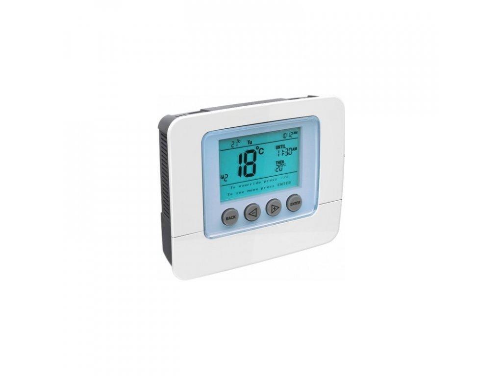 Izbový termostat so 7 dňovým programovaním