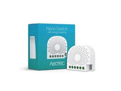 Aeotec Nano vypínač s meraním spotreby