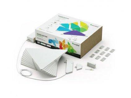 nanoleaf light panels rhythm smarter kit 9 panels