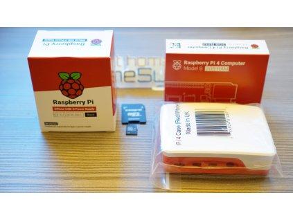 Raspberry PI 4B a Domoticks