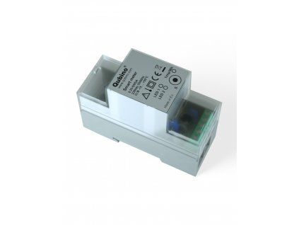 qubino z wave smart energy meter din module qubino smart meter zmnhtd1