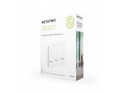 netatmo smart door and window sensors 3 kusy
