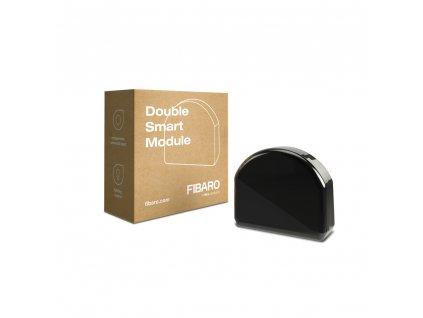 Fibaro spínací double smart modul