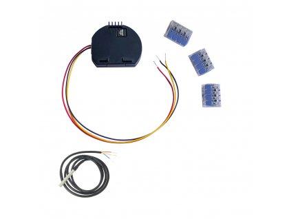 Prídavný teplotný modul pre Shelly 1/1PM
