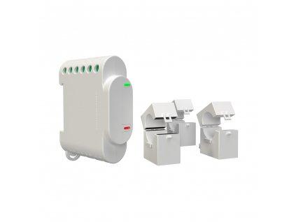 WiFi trojfázový elektromer