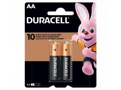 Batérie AA Duracell 2x