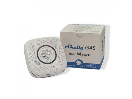Shelly gas