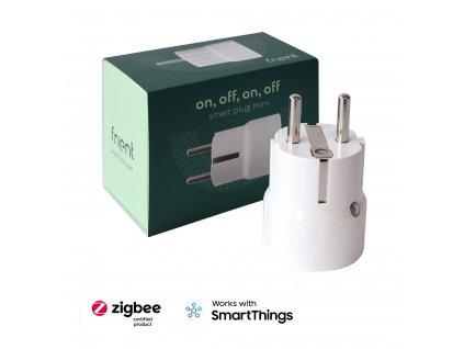 frient Zigbee Smart Plug Mini Type E F K Packaging