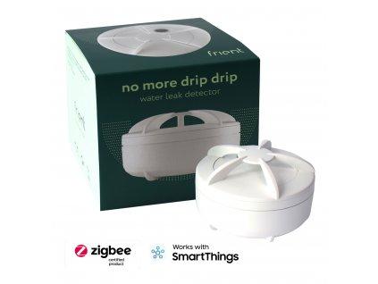 frient Zigbee Water Leak Detector Packaging