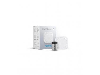 aeotec multisensor 6 with one battery zw100 c00w