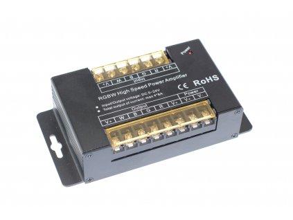 RGB+W LED zosilňovač AP103 4x8A
