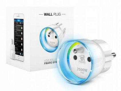 FIBARO Wall Plug E EU Inteligentne gniazdo FGWPE 102 Z Wave