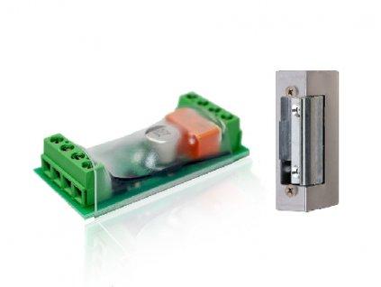Popp modul na otváranie dverí + zámka