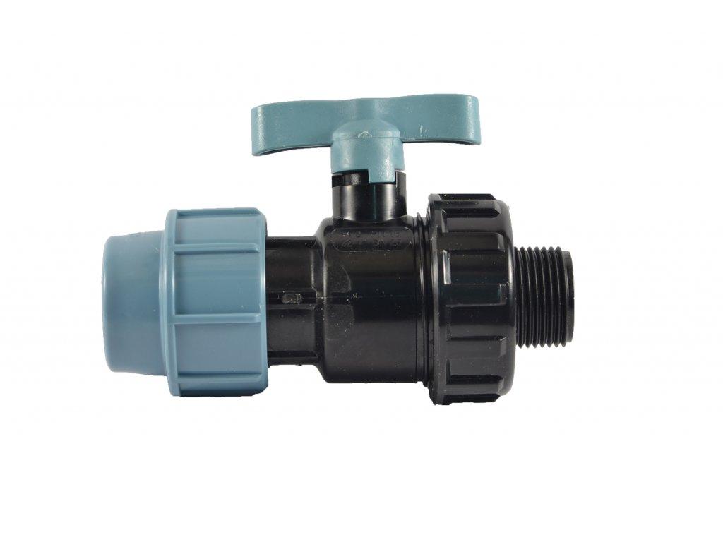 """PP-S  uzavírací ventil 31x1""""ZV"""