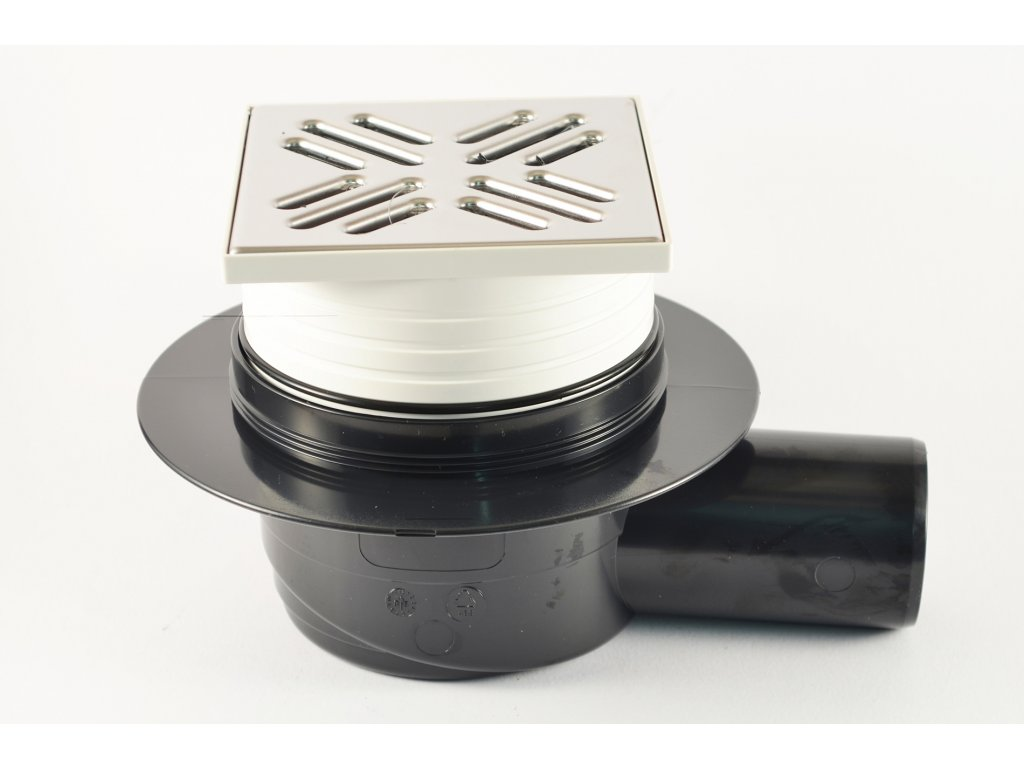 T1024HC - podlah vpusť boč ner