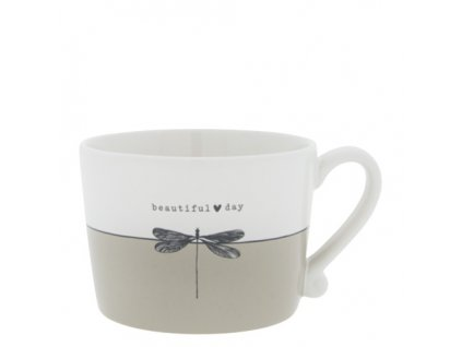 Cup White Beautiful Day