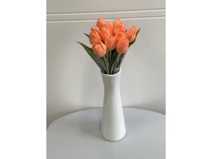 Tulipán oranžový