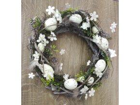 Velikonoční věnec  Velikonoční věnec