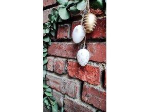 vajíčka bílozlaté  vajíčka bílozlaté