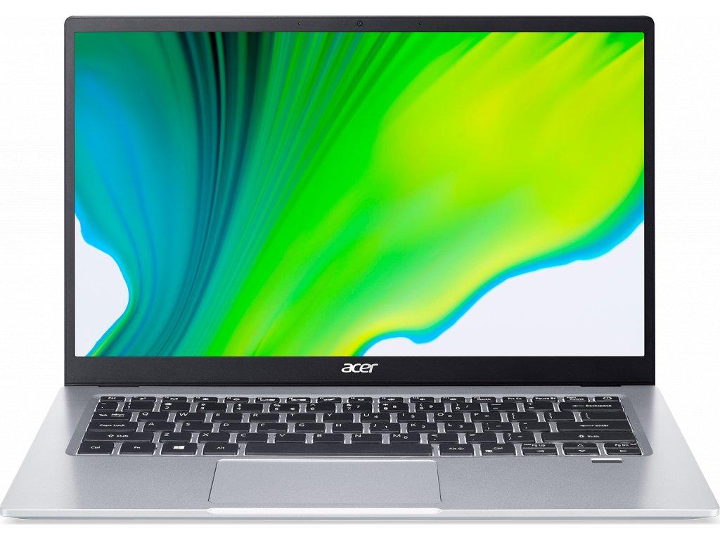 Acer Swift 1 - Strieborný, NX.A77EC.001