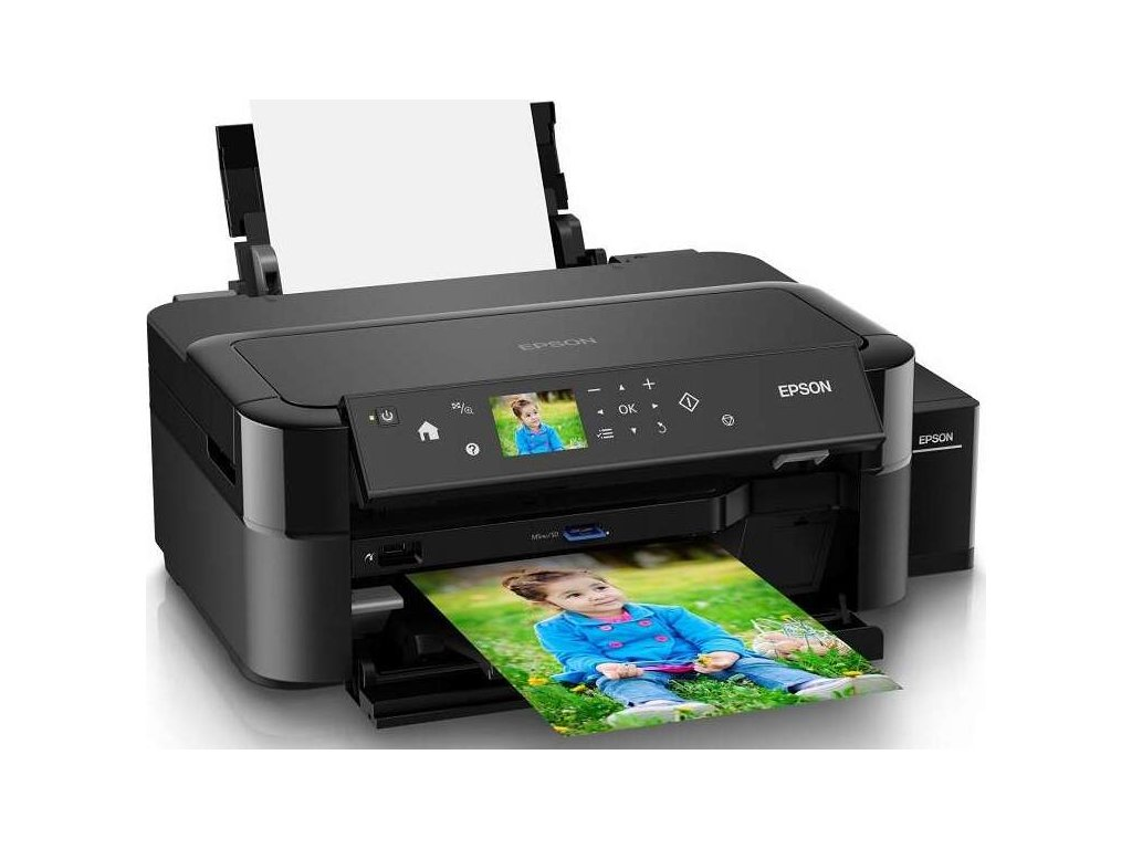 EPSON L810, A4, 5.760 x 1.440, 5 ppm, 6 ink ITS, C11CE32401