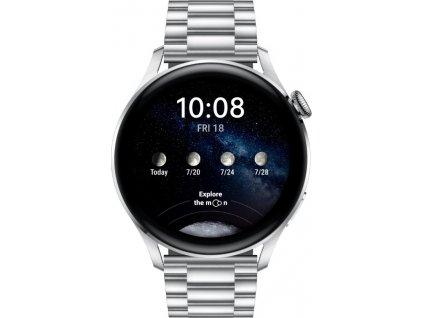Huawei Watch 3 Elite Strieborné, 55026818