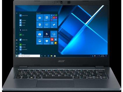 Acer TravelMate Spin P4 (TMP414RN-51) - Čierny, NX.VP4EC.003