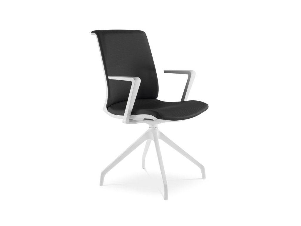 214 F90 WH LYRA NET konferencni židle