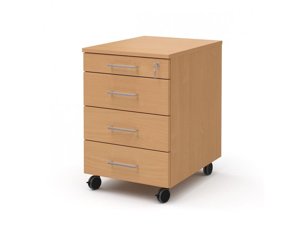 E K 3ZT buk kancelarsky kontejner kancelarsky nabytek KANONA