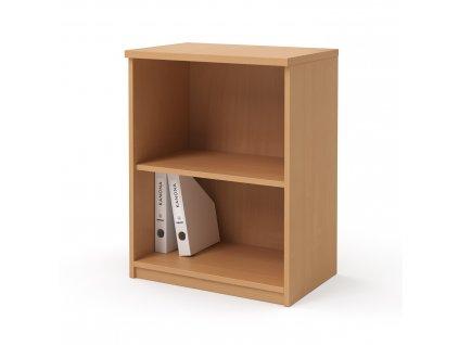 E SKP 260 01 buk kancelarska skrin pristavna kancelarsky nabytek KANONA