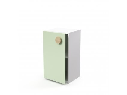 skříň nízká 1-dveřová levá (D-SK-240-02-L)