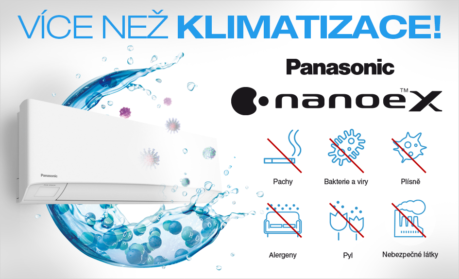 Klimatizace Panasonic Etherea Nonoe X