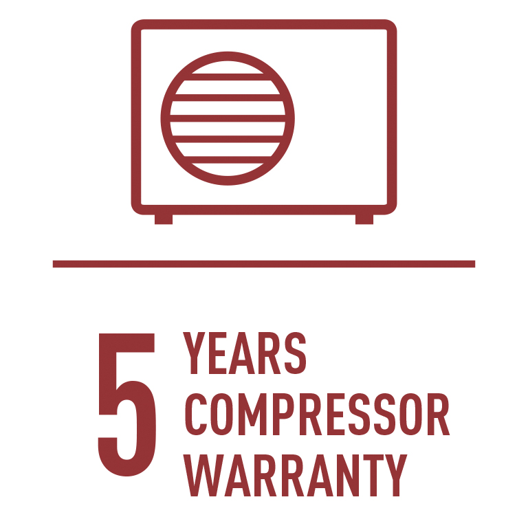 LOGO_5 YEARS WARRANTY