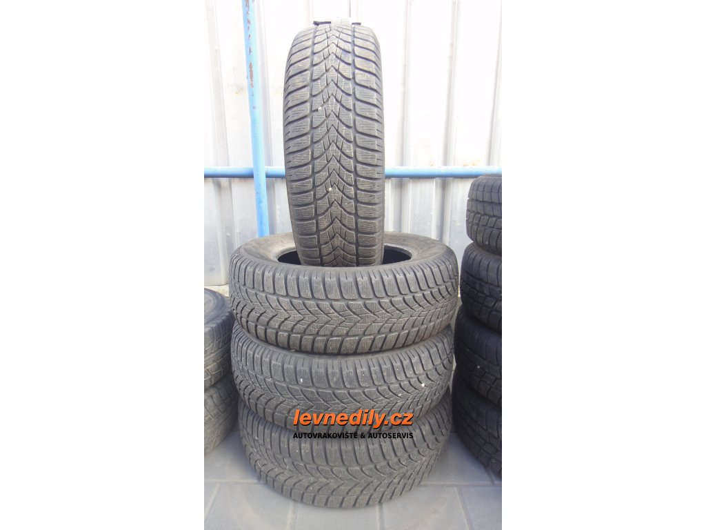 Zimní pneu Dunlop SP WinterSport 4D 195/65 R15 91T