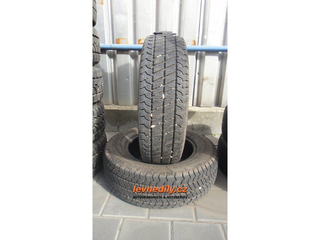 Zimní pneu Barum Polaris 2 195/70 R15C 104/102R