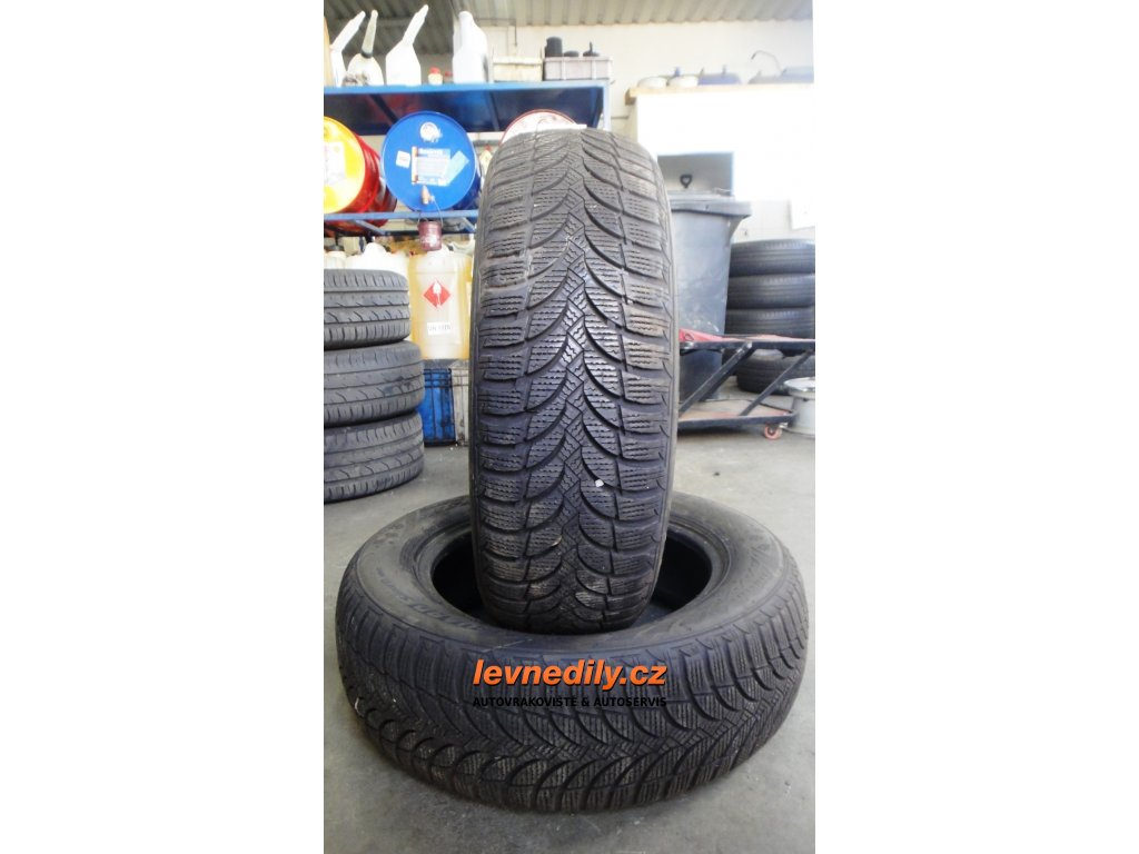 Zimní pneu Nexen WInguard Snow G WH2 185/65 R15