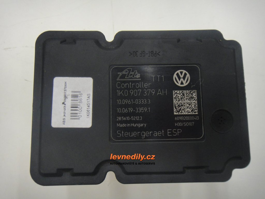 1K0907379AH ABS jednotka VW Audi