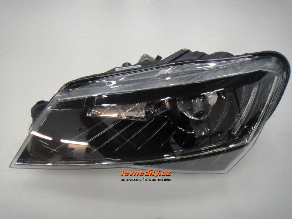 3V1941015B levý přední nový světlomet xenon Škoda Superb III