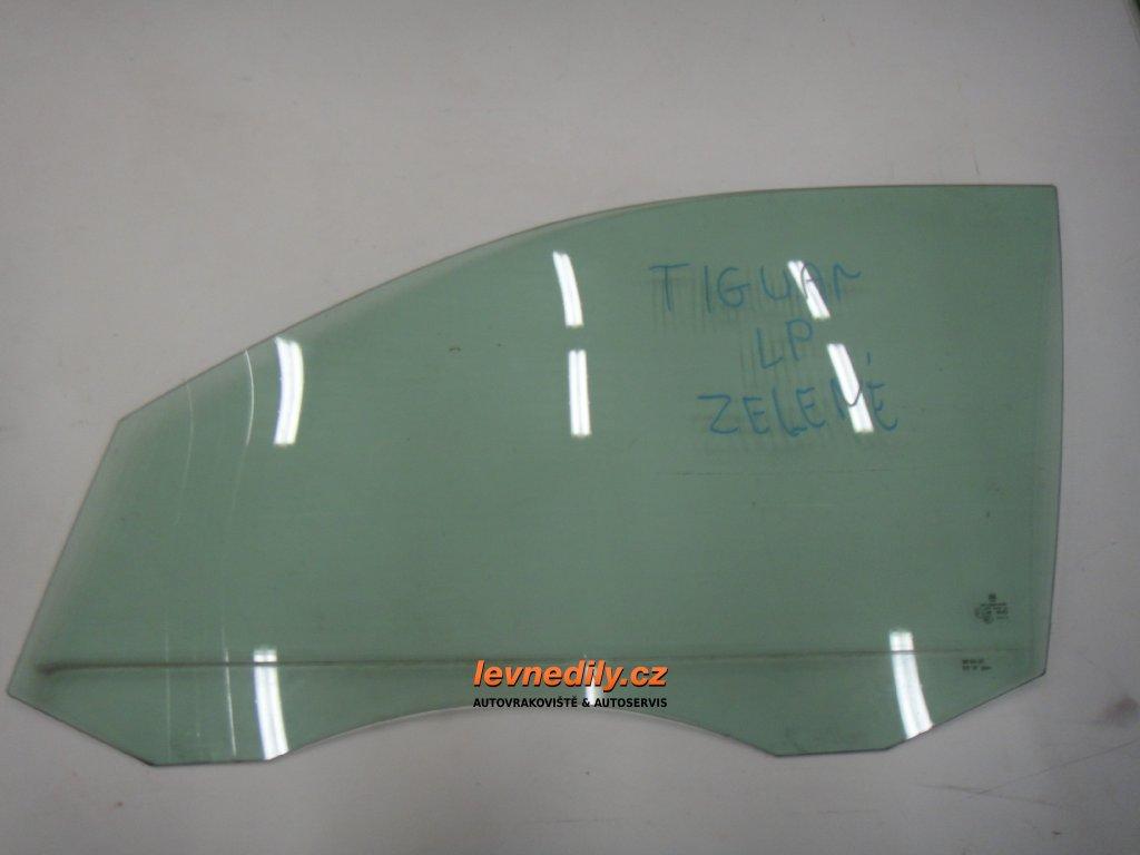 Levé přední sklo VW Tiguan 2008 - 2018