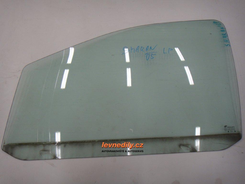 Levé přední sklo VW Sharan Seat Alhambra světlé