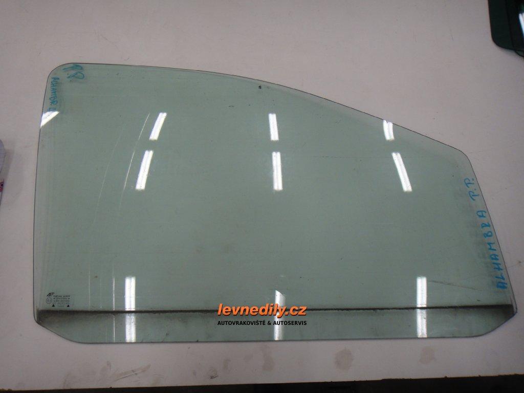 Pravé přední sklo VW Sharan Seat Alhambra